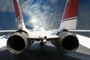Fighter Jet Upskirt