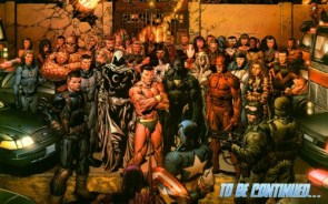 fantastic four and teh avengers – to be continued