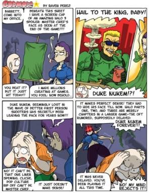 godmode – Halo is Duke Nukem