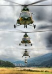 Helicoptor Line Take Off