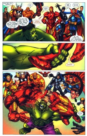 hulk kills iron man