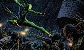 Iron Fist Vs Hydra