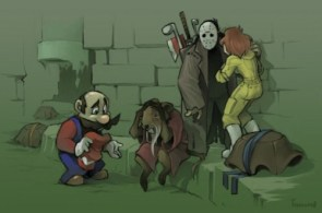 mario killed the tmnt