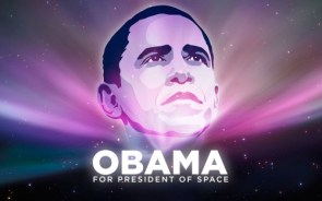 Obama For president of space