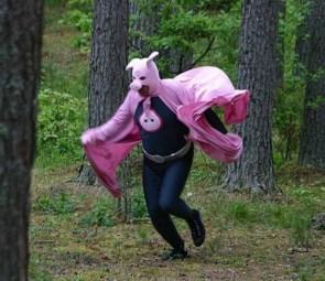 Pigman to the rescue