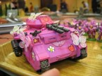 Warhammer 40k Pink Tank