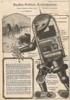 Radio Police Automaton