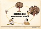 Recycling: You're Already Doing It