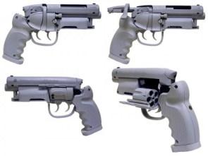 Science Fiction Pistol