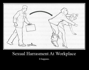sexual harrasment at the workplace