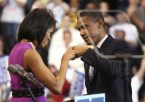 Obama Fist Pound