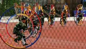 Military Wheel Brigade