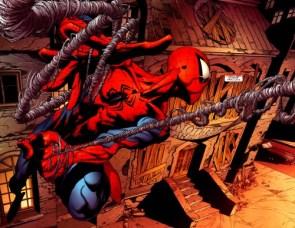 Spider-Man Shootin Webs