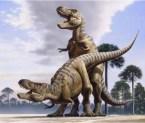 t-rex sex