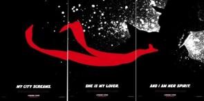 The Spirit Movie Poster Set