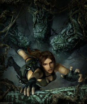 Tomb Raider – Falling Down