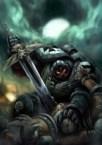 warhammer 40k – back stabbing space marine