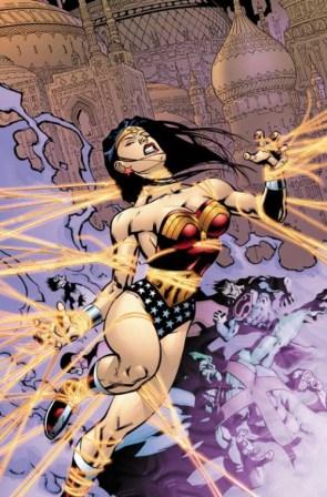 Wonder Woman – Bound!