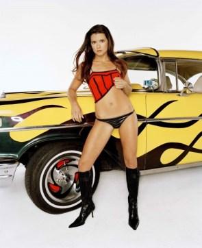 Danica Patrick – A Serious Race Car Driver