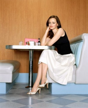 Alexis Bledel – tv guide shoot
