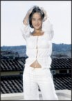 Alizee – White Outfit