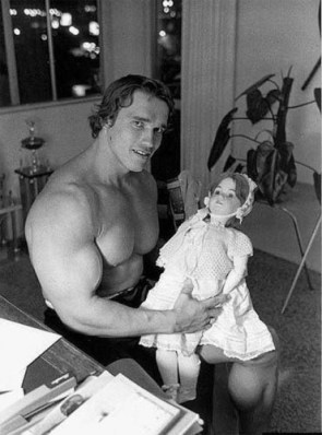 Arnold and his Dolly