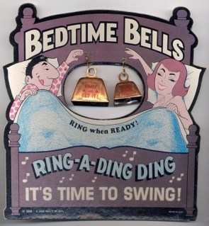 bedtime bells – ring a ding ding, it's time to swing
