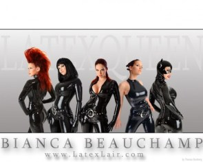 biana beauchamp – latex queen