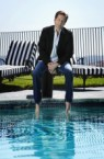 david duchovny – poolside 2