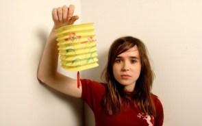 ellen page – paper lantern