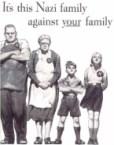 Evil Nazi Family