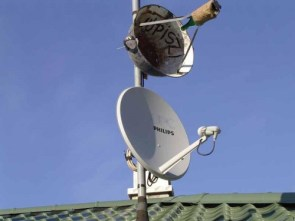 Ghetto Dish Network