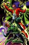 green lantern vs sentinel