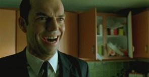 Happy Agent Smith