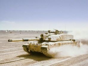 high speed tank