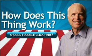 How Does This Thing Work – John McCain