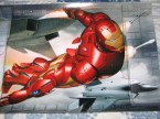 iron man – comic poster
