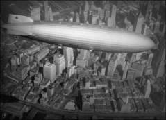 nazi aircraft over USA