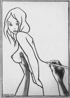 NSFW – Hand Drawn Sexiness