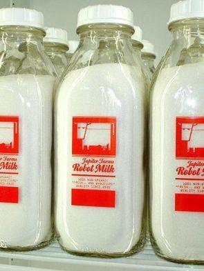 Robot Milk