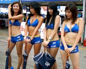 Rocket Power Girls – With Umbrellas