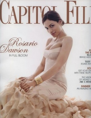 Rosario Dawson – Cover of Capitol Fill