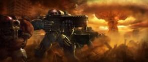 starcraft marines – atomic nightmare