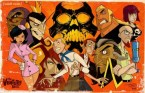 venture brothers cast