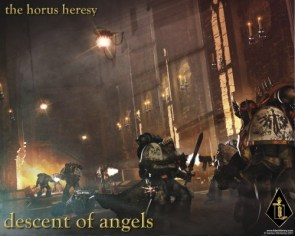 warhammer 40k – descent of angels