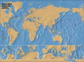 Optical Fibre Map