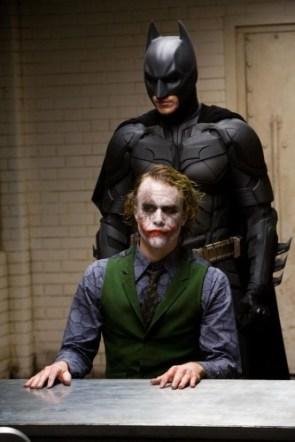 Batman Interviews the Joker
