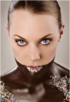 Chocolate And Sprinkles Girl