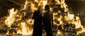 Joker Burns Money