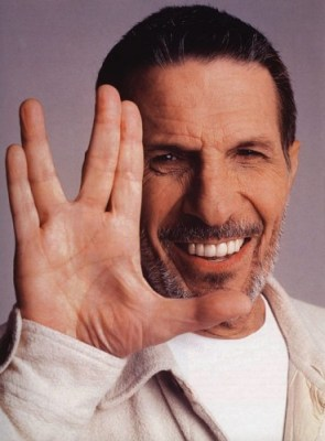 nimoy – live long and prosper